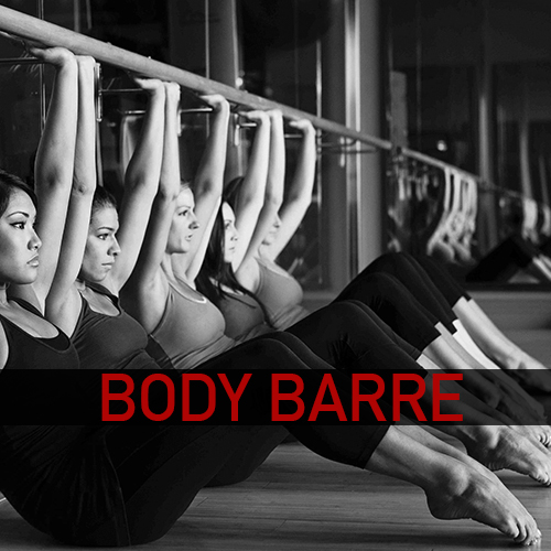 Body Barre Ballet Dance Pilates Station Bangkok