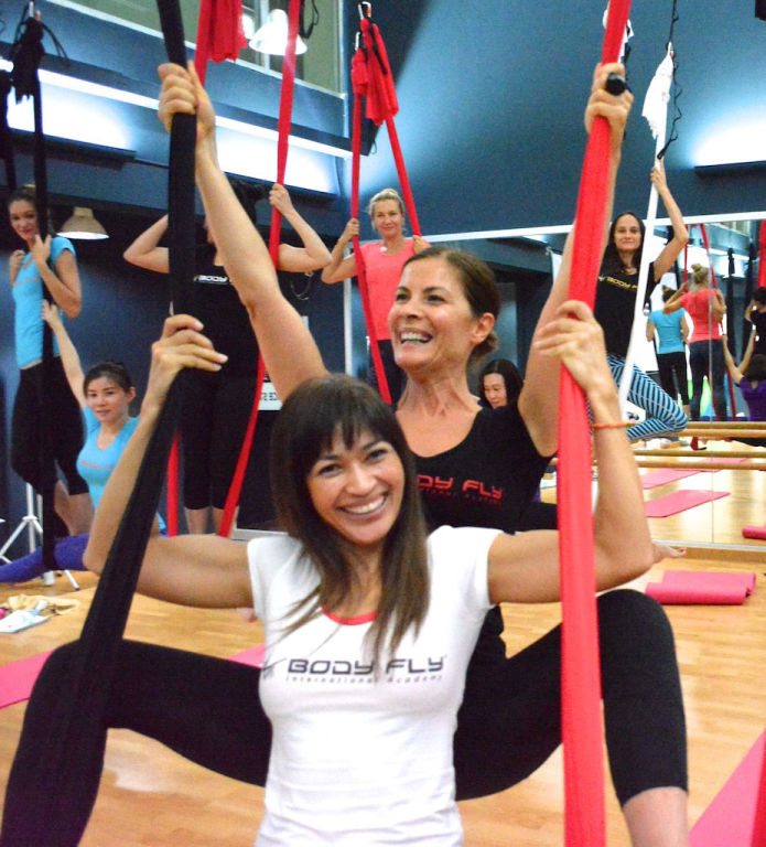 YogaFly / BodyFly – BFIA Instructor Level 1