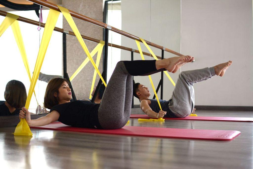 Body Barre Ballet Dance at Pilates Station