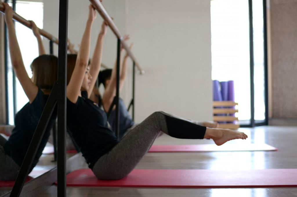 Body Barre Ballet Dance at Pilates Station Bangkok