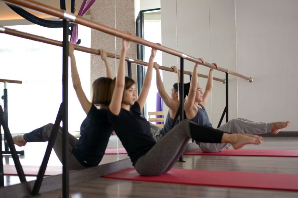 Fit and Firm with Body Barre Ballet Dance at Pilates Station