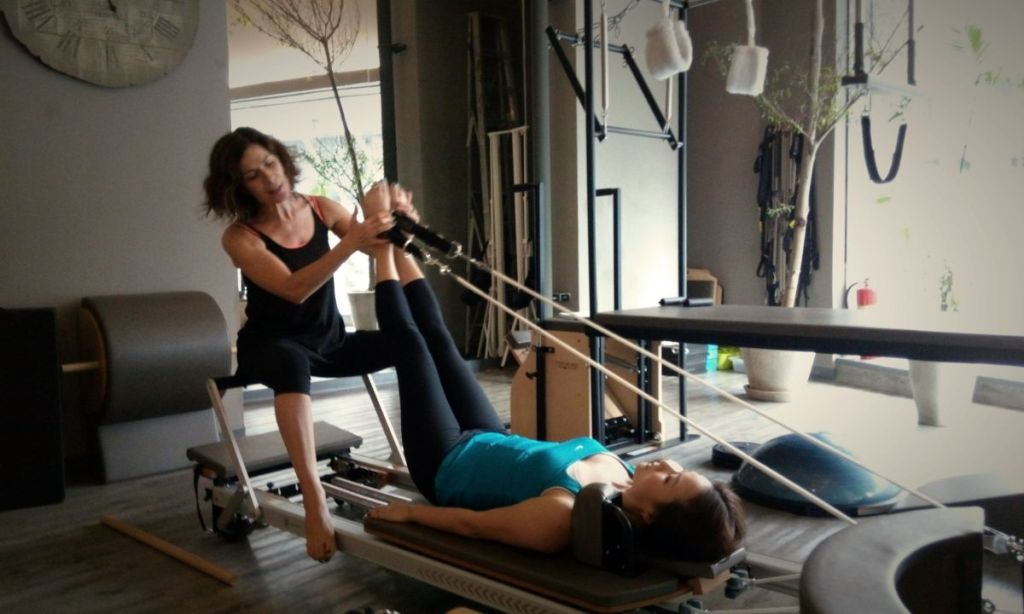 Private Class by Master Pilates Reformer Bangkok