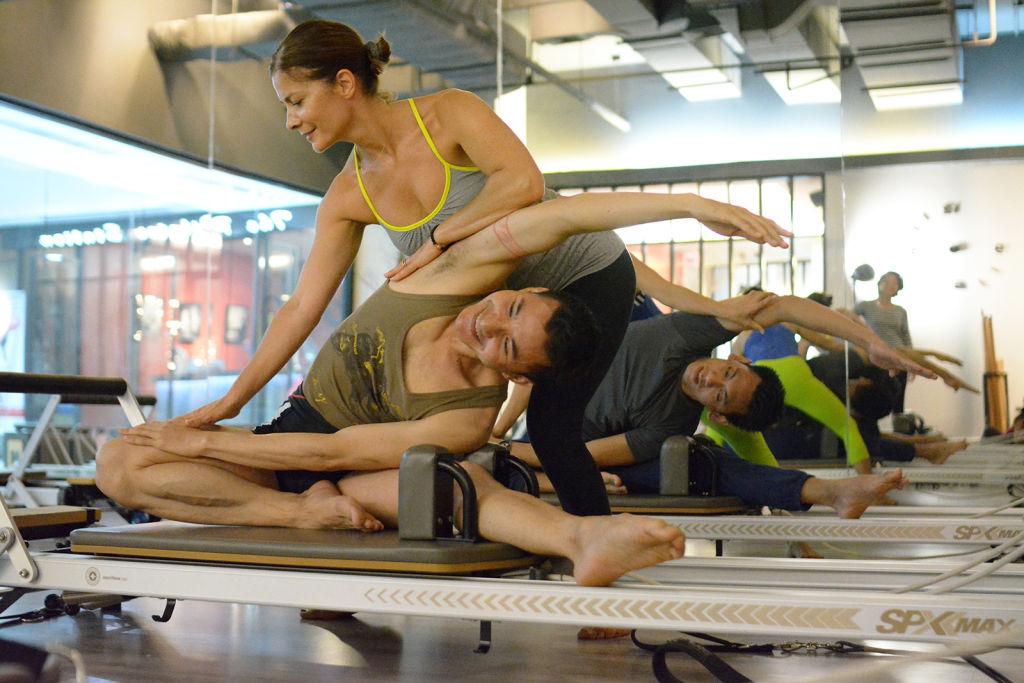 Pilates Reformer2