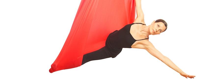 YogaFly by Patricia Duchaussoy