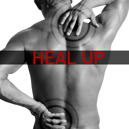 Heal Up Relieve Back Pain Pilates Rehabilitation