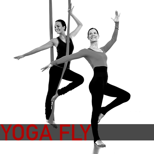 Original Yoga Fly by Patricia